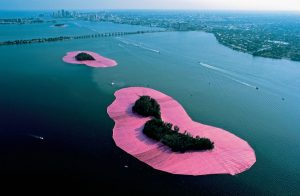 A Tribute to the Great Landscape Artist Christo