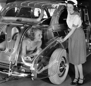 The First See-Thru Car Made In America