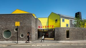 A Joyful Design for a Primary School in Peckham
