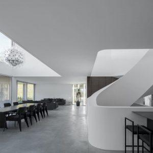 Beautiful Concrete Villa in Switzerland