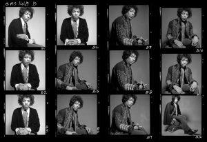 An Expo Celebrating Jimi Hendrix in London