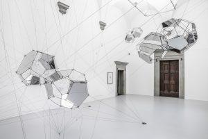 Aerial Art Installation by Tomás Saraceno