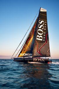 New Visual Identity : Hugo Boss at the Vendée Globe 2020