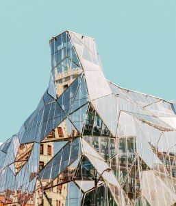 Wonderful Architecture Pictures With Pop Colors