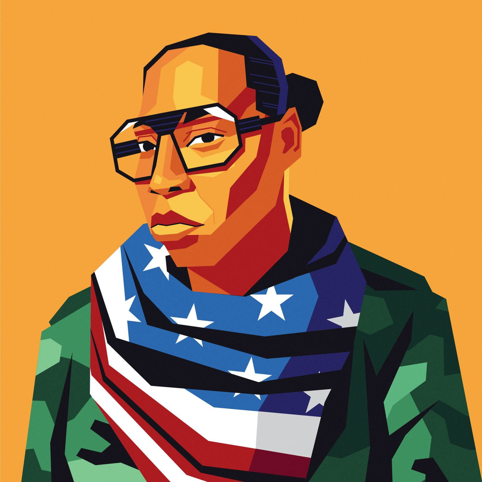 Illustrations Inspired by Hip Hop Culture by Dale Edwin Murray