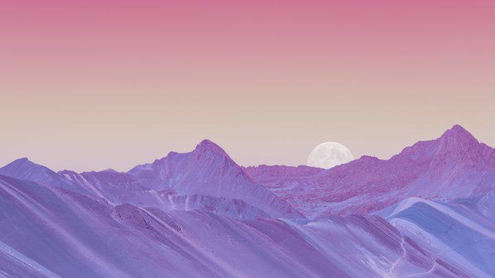 Landscapes Through the Lens of Colors