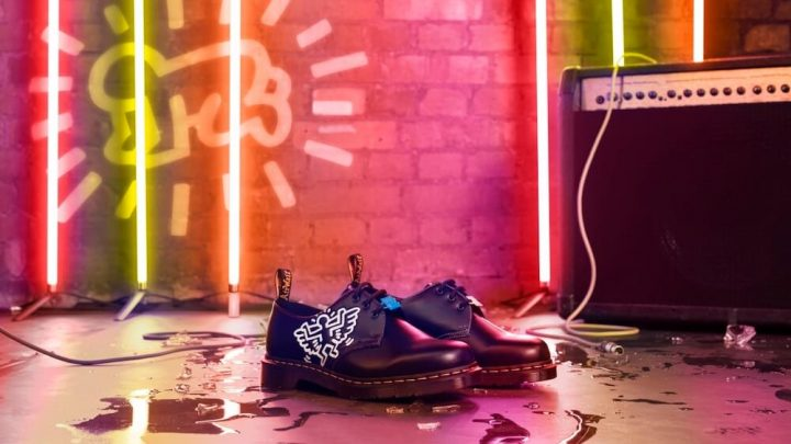 Dr. Martens New Collection Pays Tribute To Keith Haring