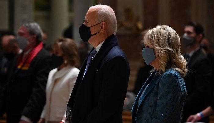The Historical Joe Biden and Kamala Harris' Inauguration Ceremony