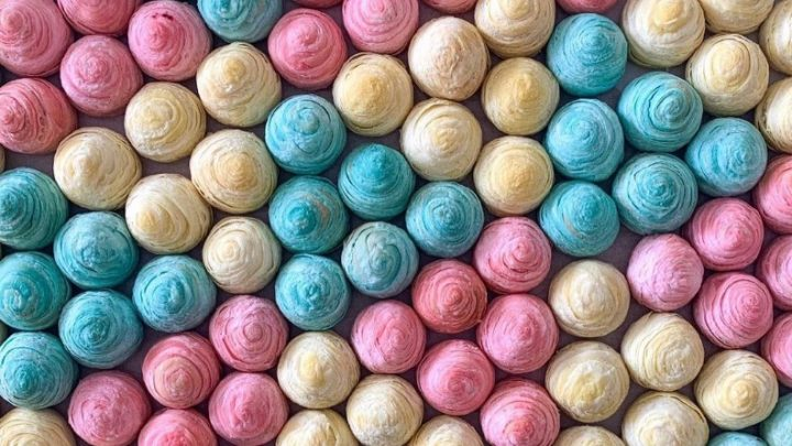 Sweet Bakery in Pastel Colors