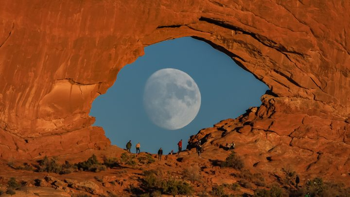 Stunning Pictures of the Moon