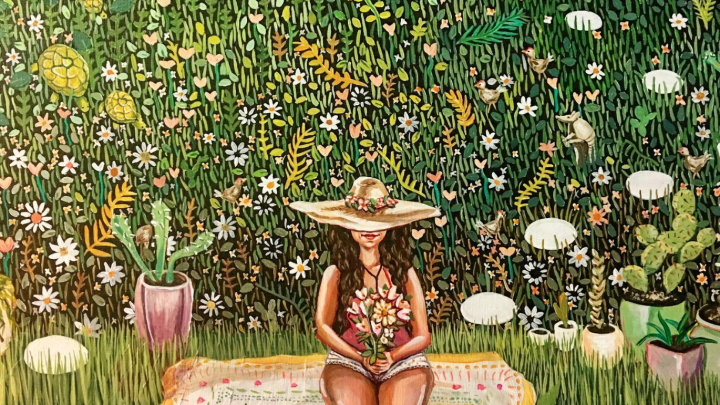 Contemporary and Surreal Paintings