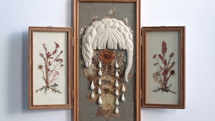 Dryflower Art by Karo Knitter
