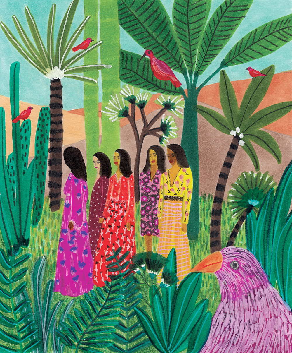 Exotic Artwork That Takes You On a Visual Journey