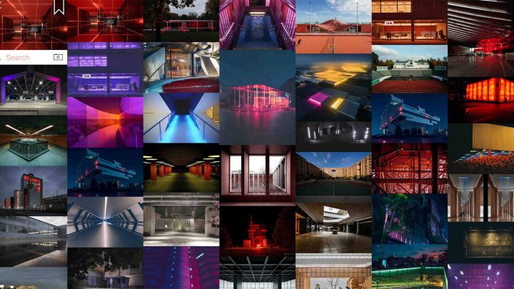 Create Moodboards with this New Visual Search Engine