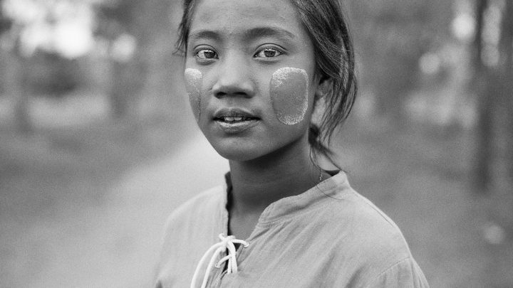A Stunning Series about People of Myanmar