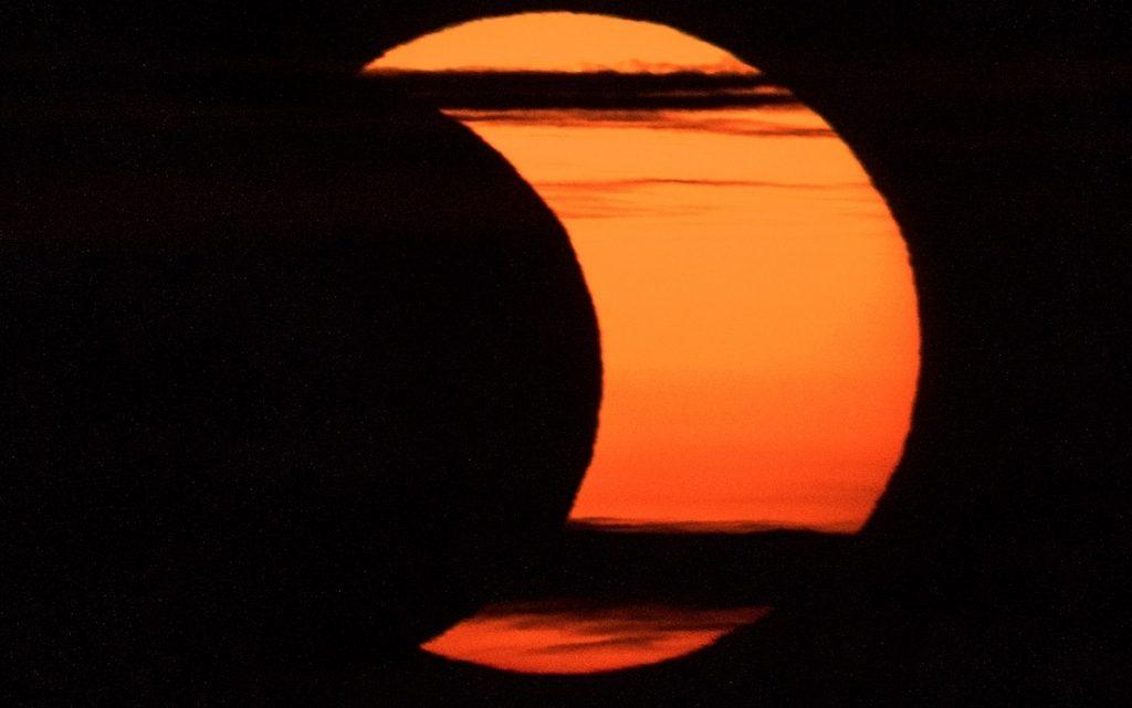 An Annular Solar Eclipse by NASA's Photographers